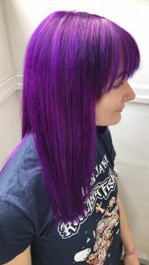 Violet-super-purple-colou