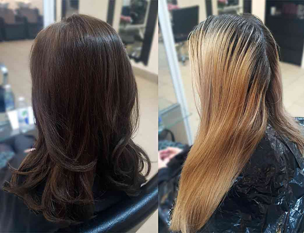 Alt =hair colour correction jodie manchester city centre