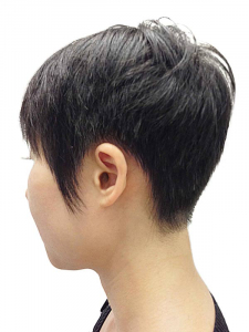 "alt=""back of head short hair cut"""