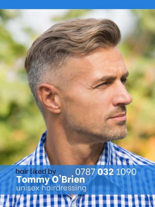 gents natural wave natural colour in sun light